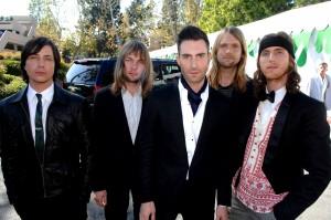 Maroon 5 начинают записывать новый альбом