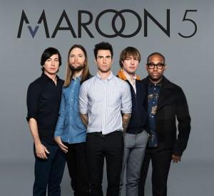 Maroon 5 попала в рейтинг 20 самых продаваемых альбомов 2015 года